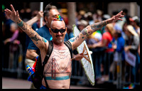 San Francisco Pride Parade 2015-2017
