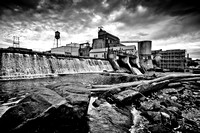 Industrial landscapes - Black River country