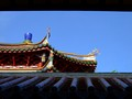 Roof detail (the architecture is very intricate, using a great variety of materials)