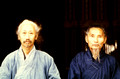 Two Daoist monks from the Dayougong 委羽山大有宮 II